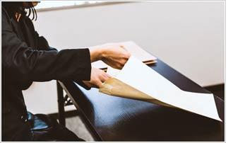 取引履歴の開示を請求する