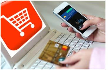 ショッピング機能つきのクレジットカード