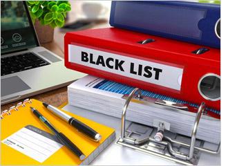 過払い金請求はブラックリストに載る?