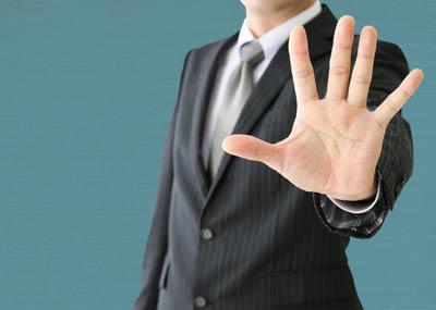 過払い金請求・貸金業者との安易な和解は避けましょう。